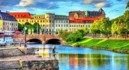 THỤY ĐIỂN : STOCKHOLM -  (TOUR FREE & EASY)